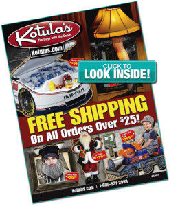 Catalog cover for Kotula's