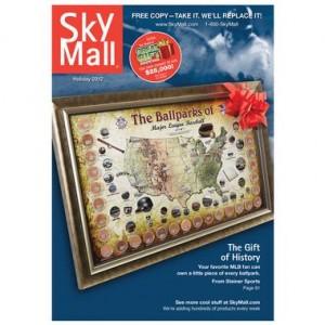 Catalog cover for Skymall