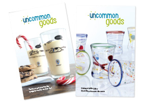 Uncommon Goods Quirky Catalogs